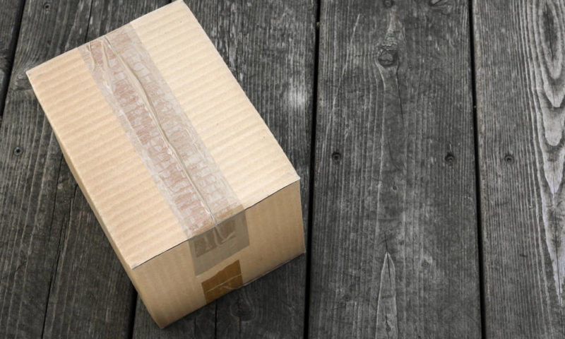 Cardboard box (Elenathewise/iStock/Getty Images Plus)